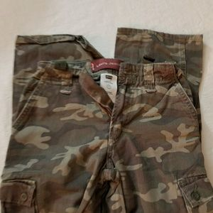 Levi's Boys Camouflage Jeans